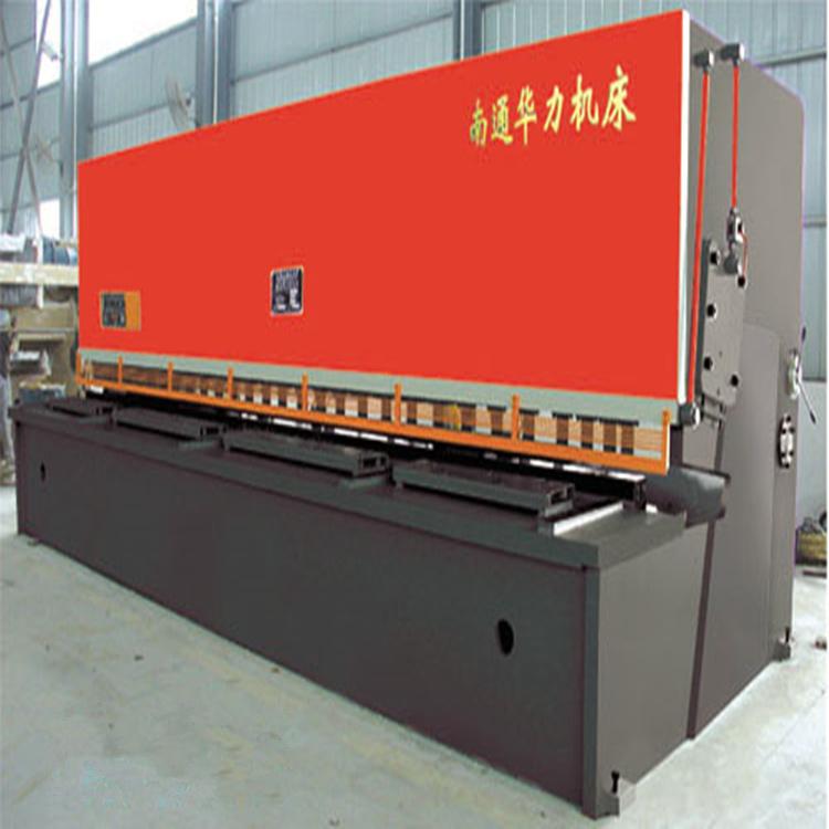 剪板机十大排名 华力 售后完善 可按需定制