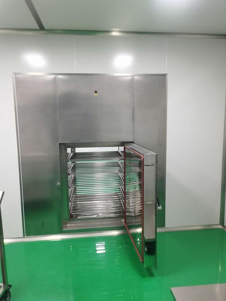 高洁净度干燥灭菌_DMH系列干热灭菌烘箱