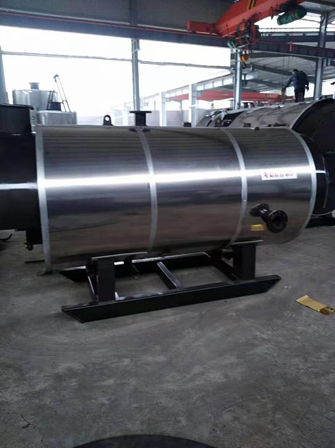 沼气蒸汽锅炉  内燃式 沼气锅炉