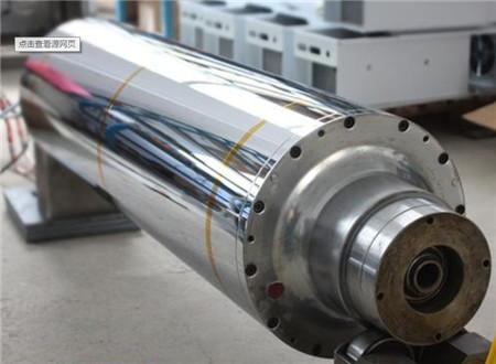厂家供应 单层加热辊 盛邦制辊 导热油电磁加热辊 强冷支撑辊