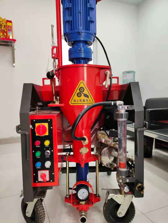 轻质石膏喷涂机用途 粉刷石膏喷涂机价格 全自动石膏喷涂机
