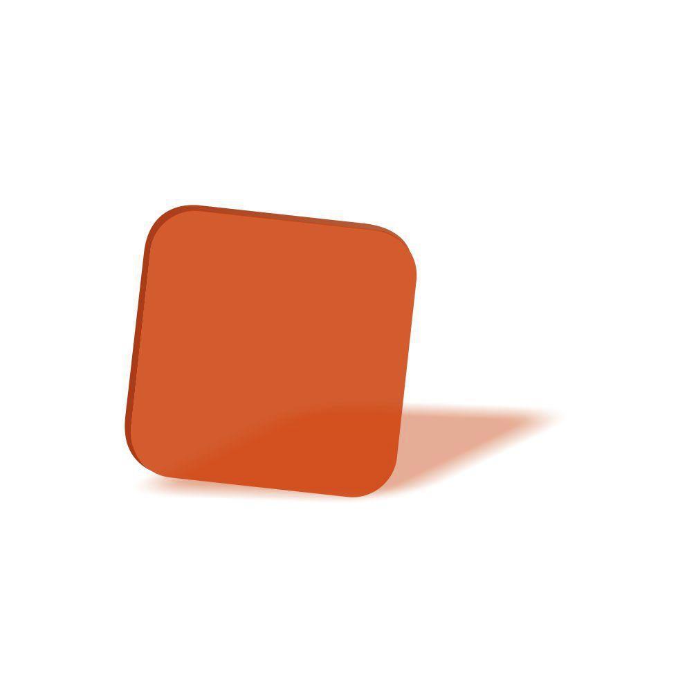 厂家直销   橙色玻璃   桔色玻璃   橙色光学玻璃   选择吸收型玻璃   向阳光学   欢迎咨询定制