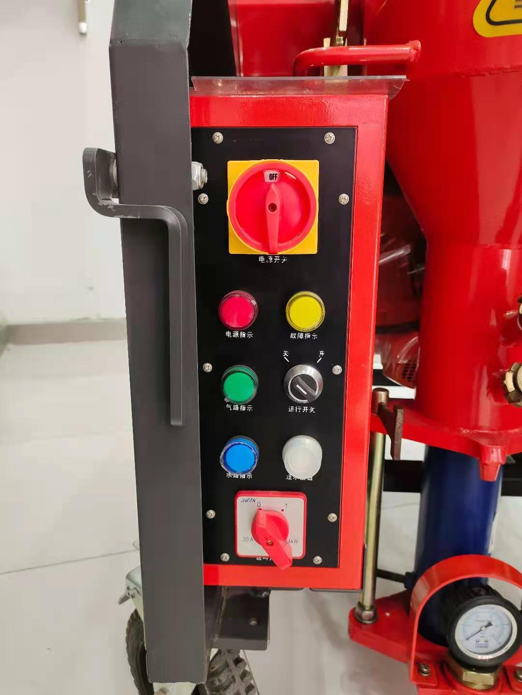 石膏喷涂机视频 JN90粉刷石膏喷涂机 欢迎来电咨询