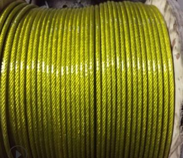 钢丝绳阳台晒衣晾衣绳晒被绳户外室内防雨水防生锈涂塑钢丝绳批发