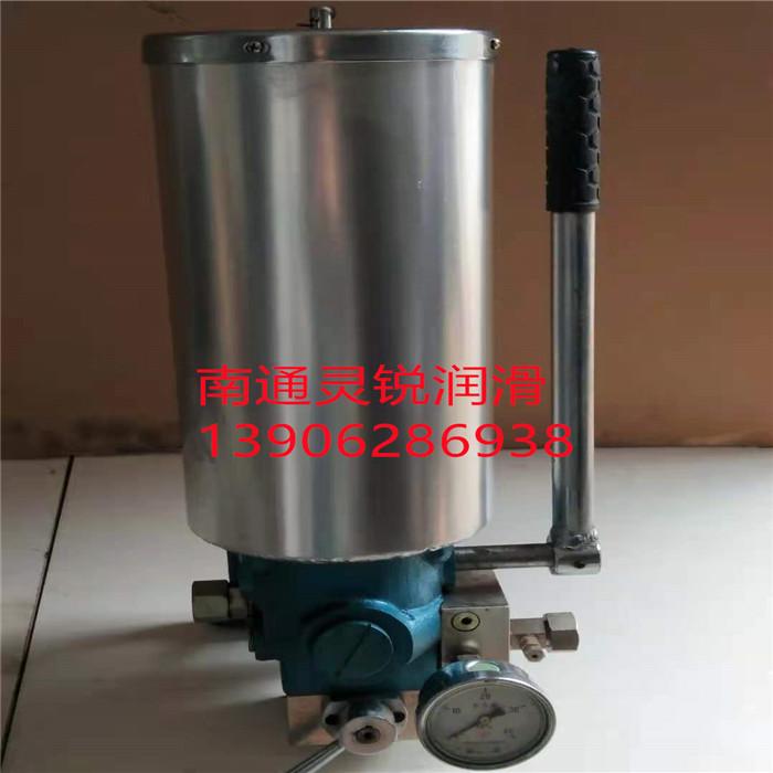 厂家供应SRB-2.0/1.0DG系列手动润滑泵 SRB-2.0/1.0DG系列手动润滑泵 南通灵锐专业手动润滑泵常年供应商 SRB-2.0/1.0DG系列手动润滑泵价格 厂家直销SRB-2.0/1.0DG系列手动润滑泵