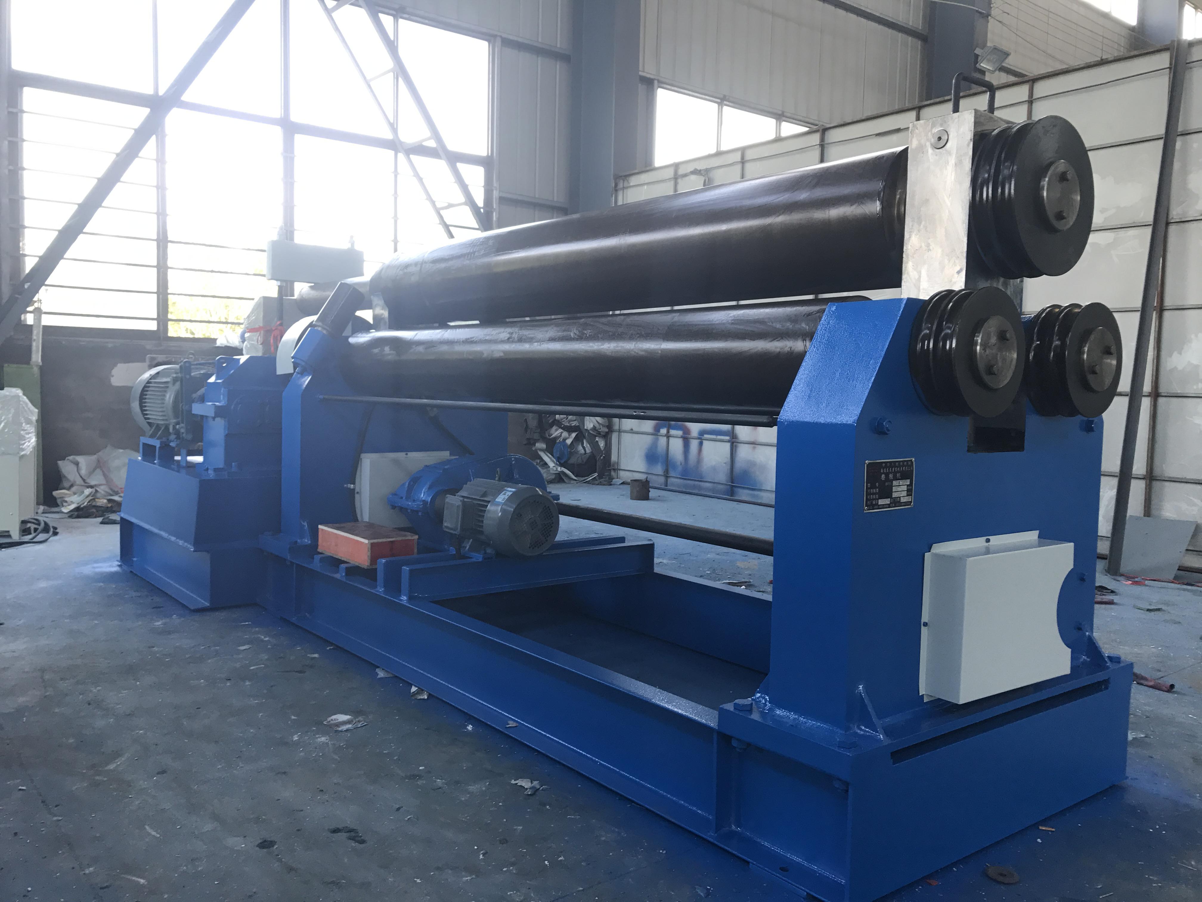 厂家直销 机械三辊卷板机  可加工定制 东晨优质厂家