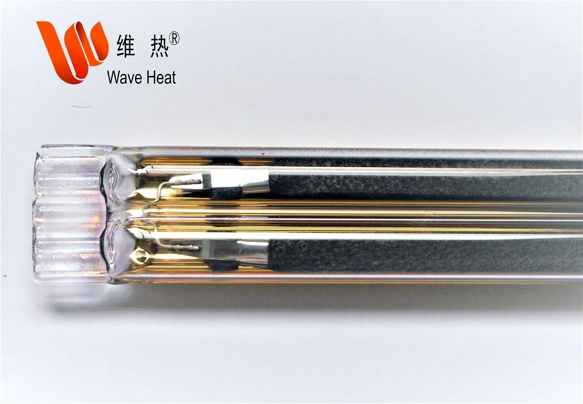 【厂家直销】碳中波红外辐射器 红外线加热管 红外线发热管 红外线干燥器