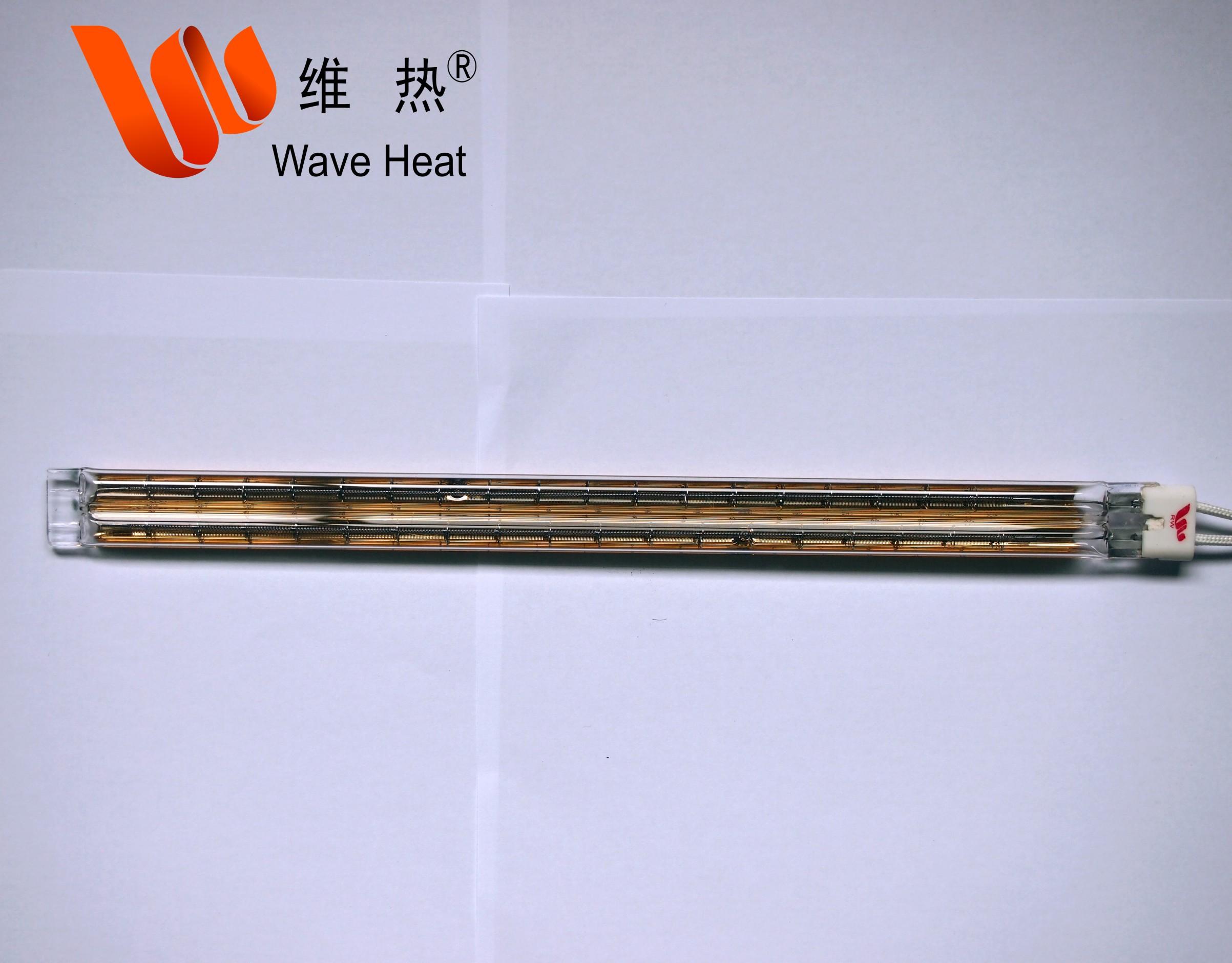 【厂家直销】短波红外辐射器 红外线加热管 红外线发热管 红外线干燥器