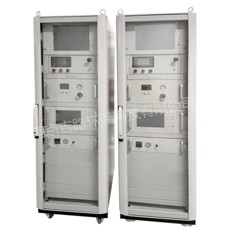 FID在线监测系统  气相色谱法在线监测 环保联网在线监测 木材厂在线监测