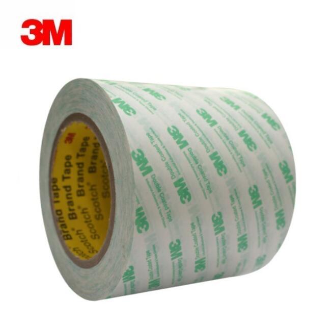 3M 55261双面胶 PET双面透明胶带 电子产品框体遮光粘接胶带