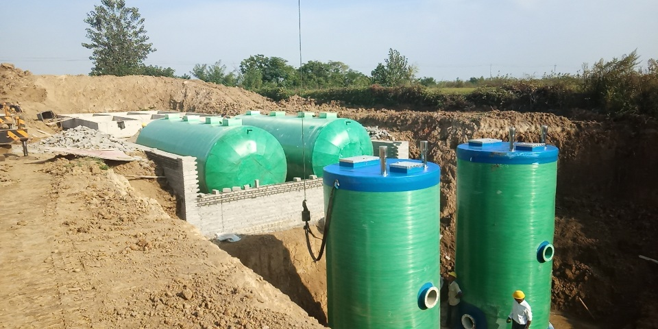 生活污水处理设备  智慧医疗废水运维平台   污水处理一体化 垃圾渗滤液处理设备