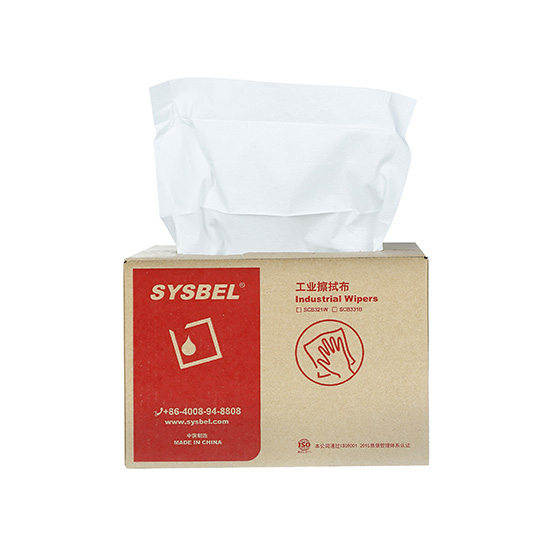 SYSBEL西斯贝尔 全能擦拭布 工业擦拭布 擦拭纸 无尘擦拭布  擦拭纸 SCB321W