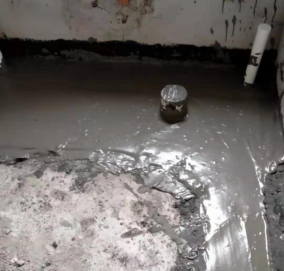 卫生间回填泡沫混凝土