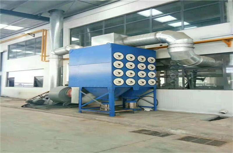 工业车间集中除尘 焊接中央除尘器 高效净化 改善环境