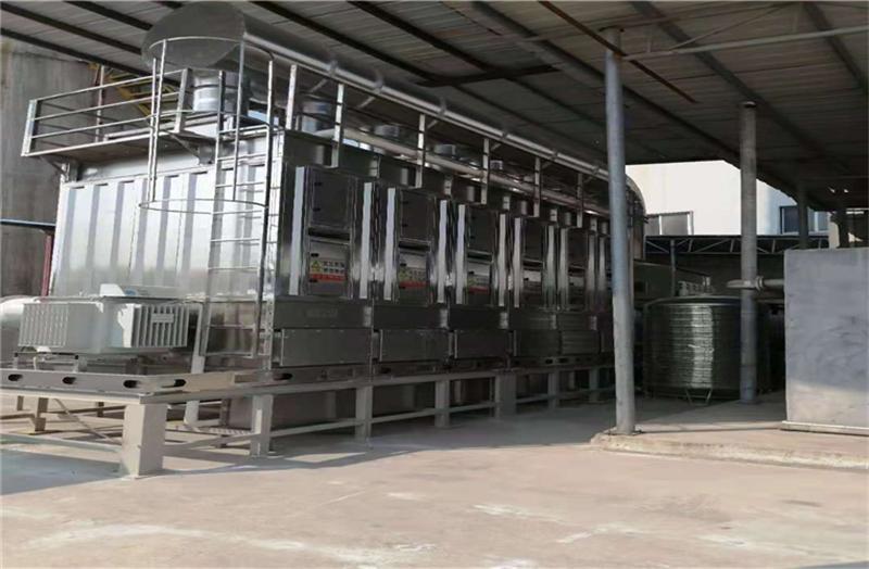 大型工业车间中央除尘设备 布袋除尘器 厂家供应 可定制
