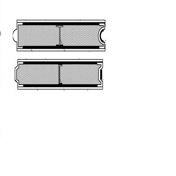 HR165阻尼隔声板 隔声阻尼模块 隔声体 隔声罩