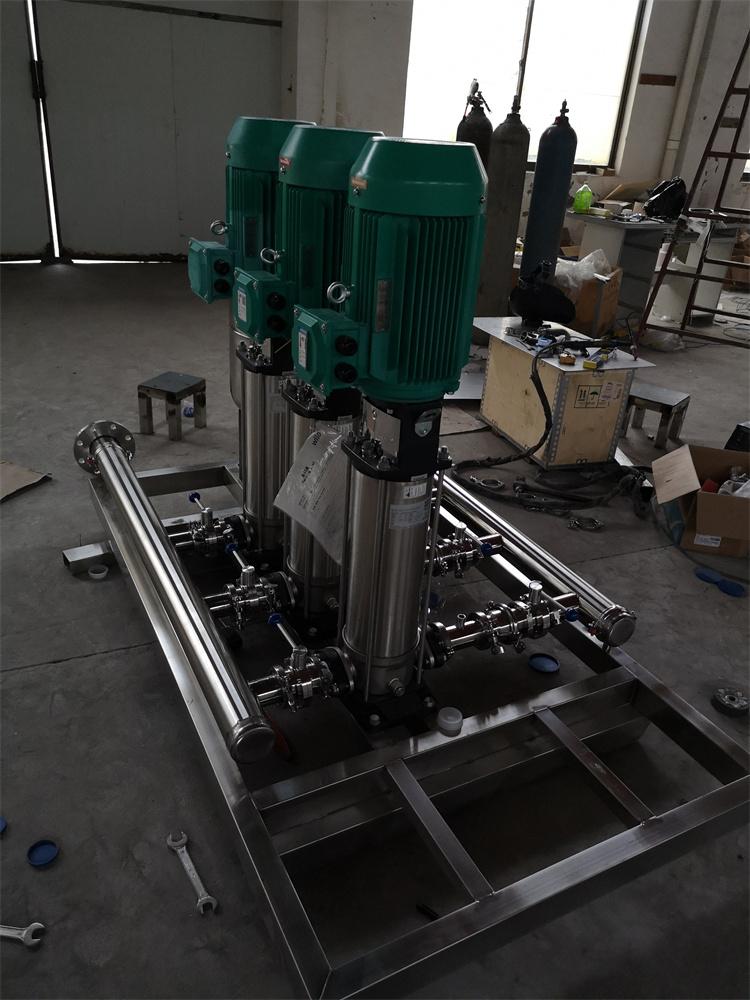 南京变频供水机组品牌厂家, 全自动变频供水设备厂家怎么样,全自动变频恒压供水