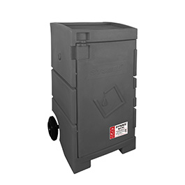 SYSBEL西斯贝尔 聚乙烯泄漏应急处理推车及套装 SYC320G