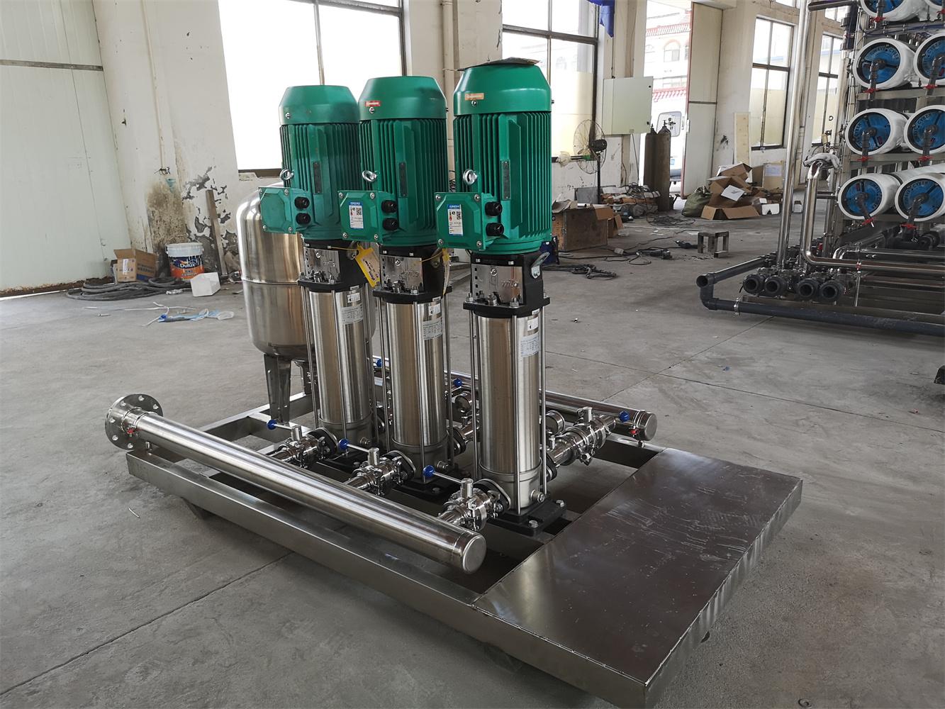 全自动无负压变频供水设备,全自动变频恒压给水设备,变频自动供水设备价格