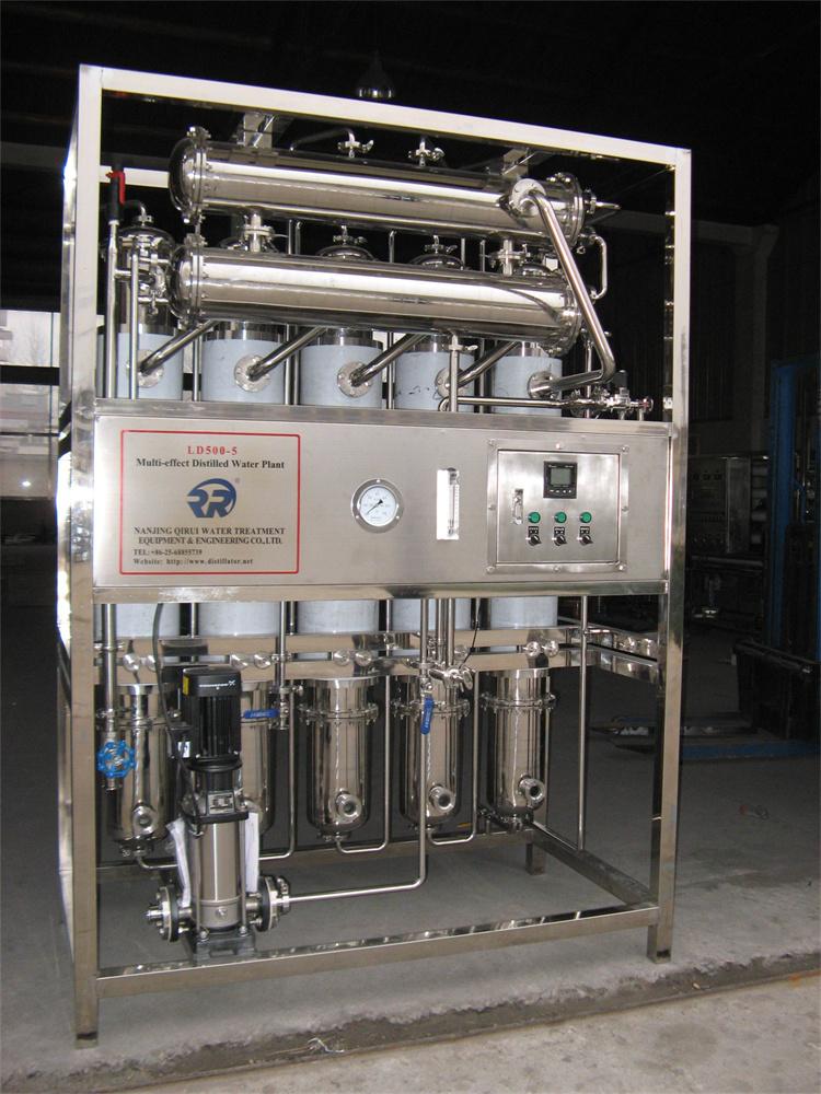 制药业多效蒸馏水机哪家好,乳业多效蒸馏水机价格,多效蒸馏水机厂家