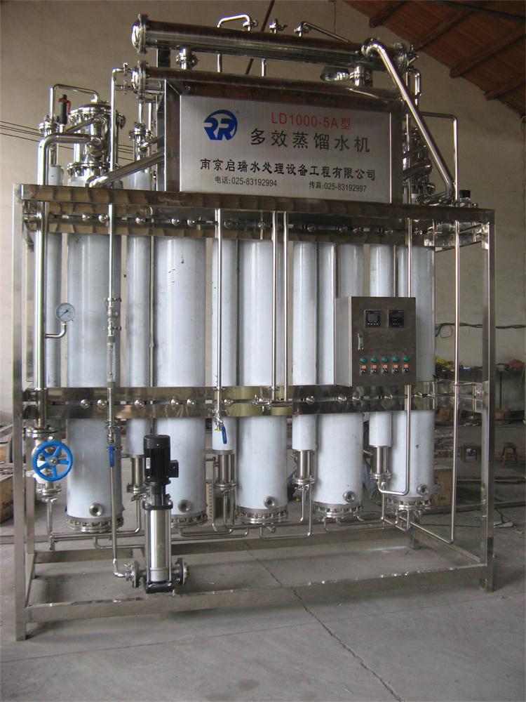 热压蒸馏水机 生产厂家,蒸馏水机价格,江苏蒸馏水机价格,南京蒸馏水机价格