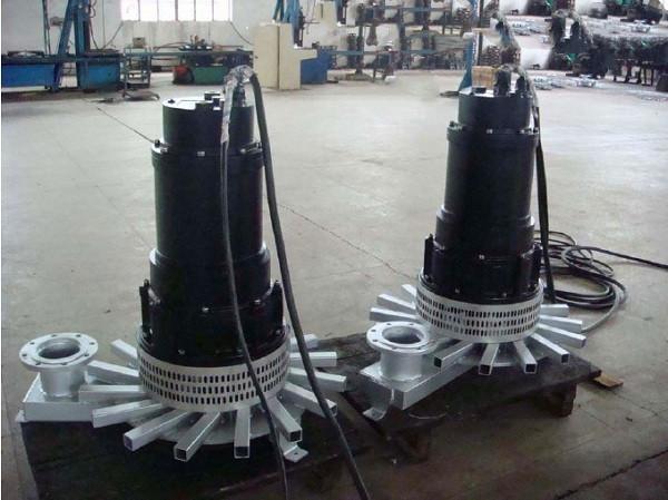 南京宇方离心曝气机价格 QXB型离心式潜水曝气机 增氧设备 离心曝气搅拌机定做