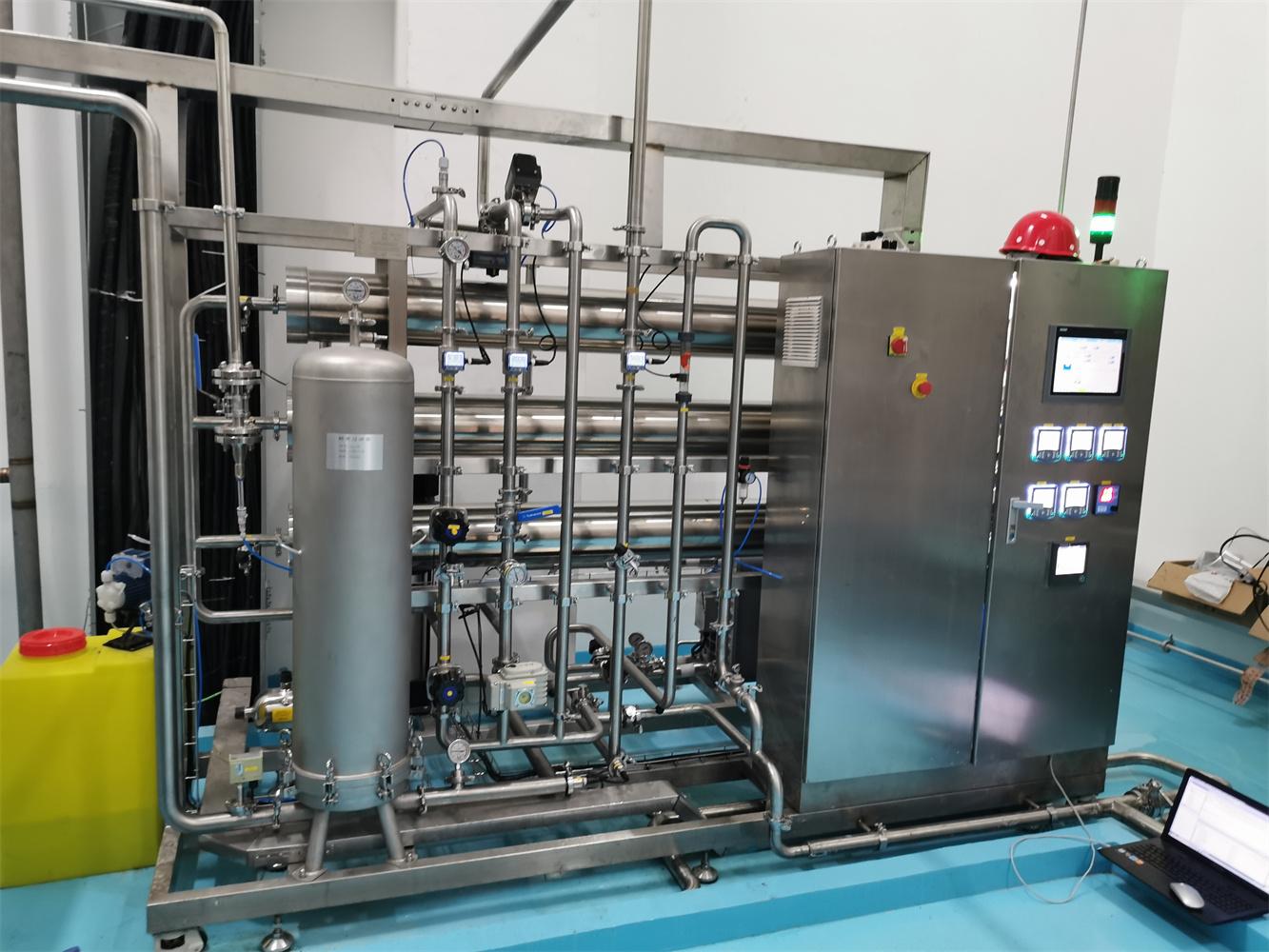 反渗透净水设备 启瑞水处理渗透设备 经久耐用易维护
