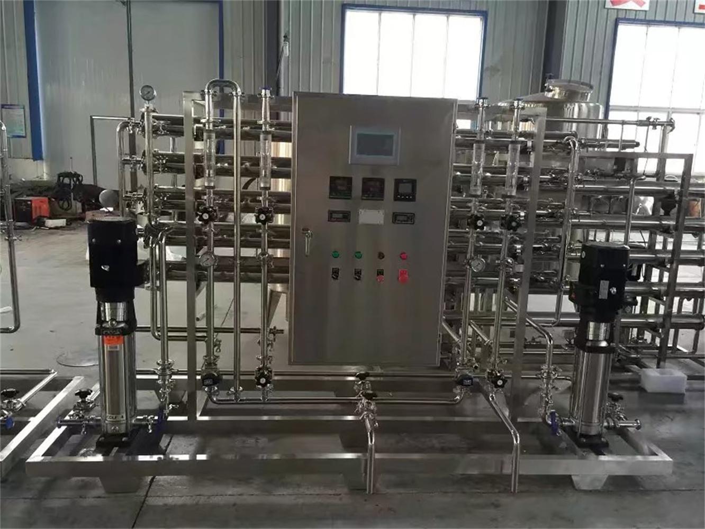 南京0.5吨二级反渗透纯水机设备厂家   南京反渗透水处理设备厂家