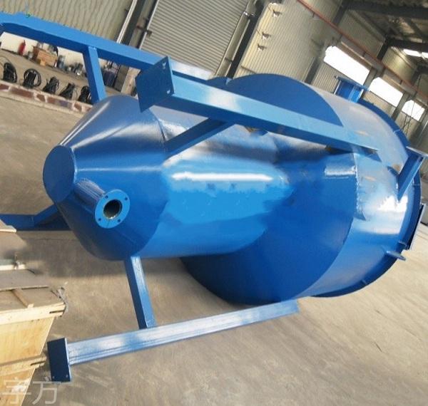江苏沉砂洗砂设备厂家直销XLCS型旋流沉砂池除砂机 泵吸式旋流除砂机