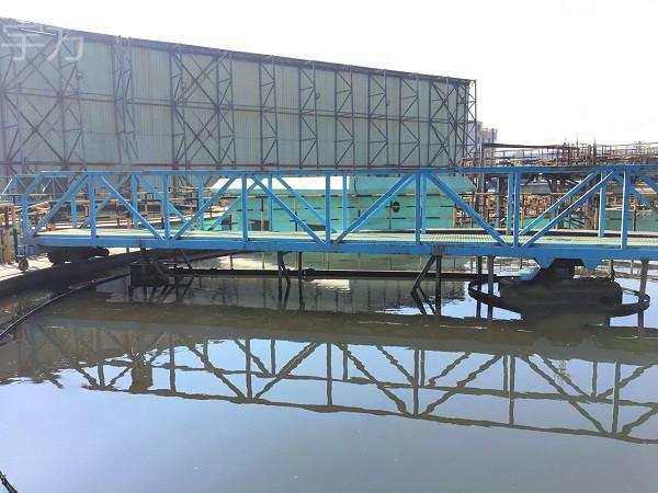 刮泥机价格 ZBGN型周边传动桥式刮泥机定制 南京宇方桥式刮泥机厂家直销