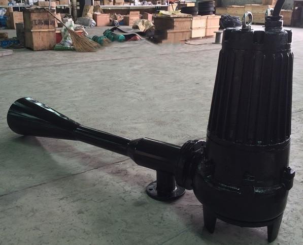 南京厂家直销潜水射流式曝气机 QSB型潜水射流式/移动式曝气机定制批发