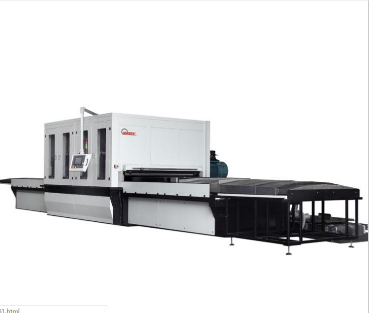 金属 宽带精密研磨机 校准机 SG1900-4WJS