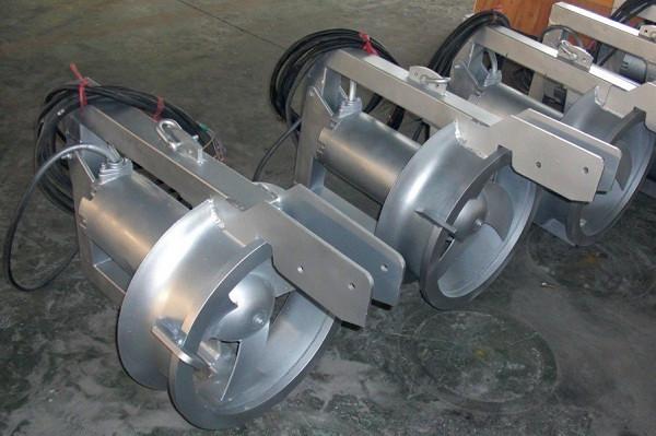 江苏厂家直销不锈钢污泥回流泵 QJB-W型污泥回流泵定制  南京宇方污泥回流泵