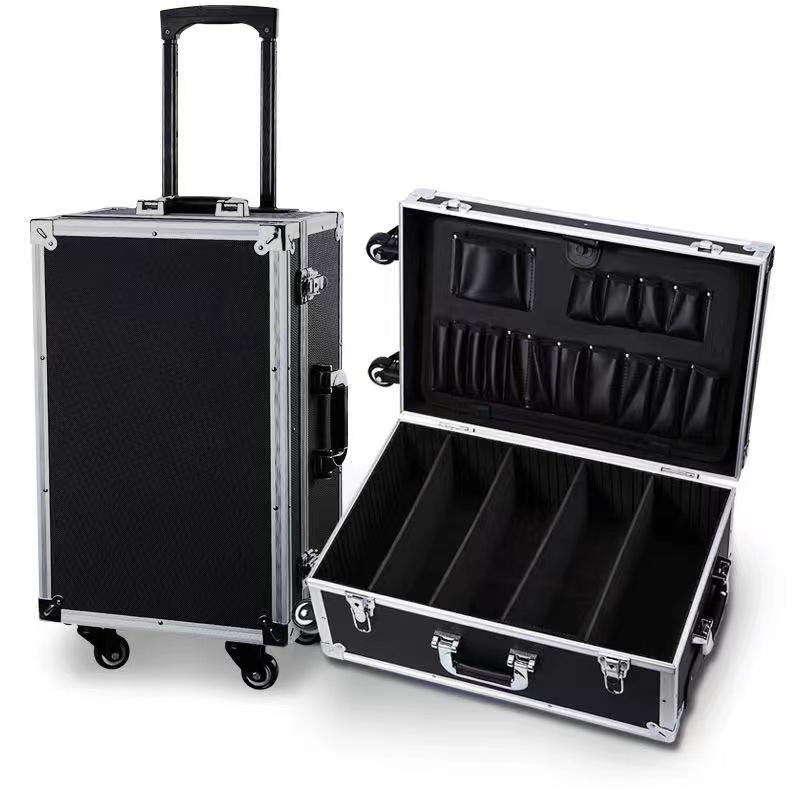航空箱 铝合金航空手提拉杆箱 源头厂家 加工定制