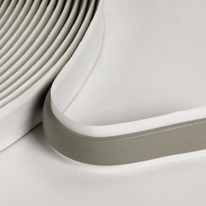 复合材料  高性能膜材料 密封 防水补漏自粘丁基胶带胶带 钢构水泥补缝胶