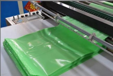 气相防锈塑料拉链袋立体袋
