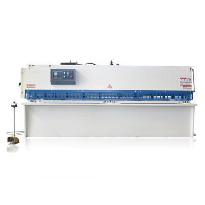 QC12K数控液压摆式剪板机