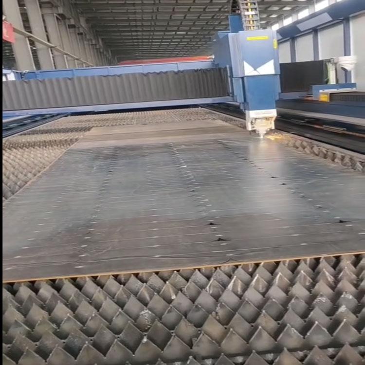 工厂加工 碳钢板激光切割 钢材激光切割 3万瓦大型激光切割南京滁州可定制