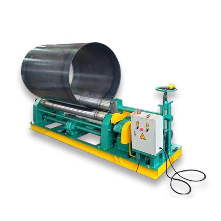 厂家直销 W11S系列上辊万能式卷板机 三辊自动卷板机 优质机床