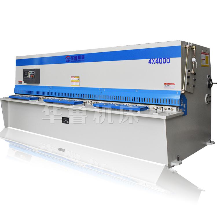 厂家直销液压摆式剪板机不锈钢板铝板裁板机不锈钢剪板机稳定性强