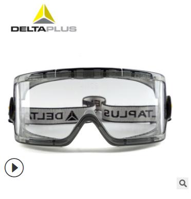 防化防雾护目镜