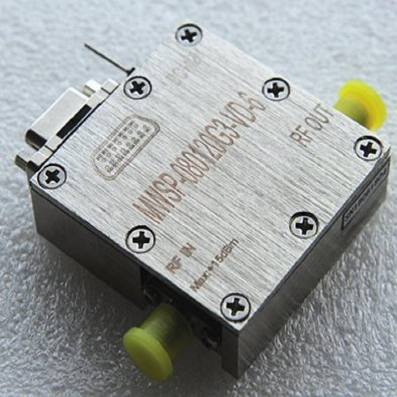 数字移相器MWSP-120180G3-VD-6相控阵雷达移相器12G-18G