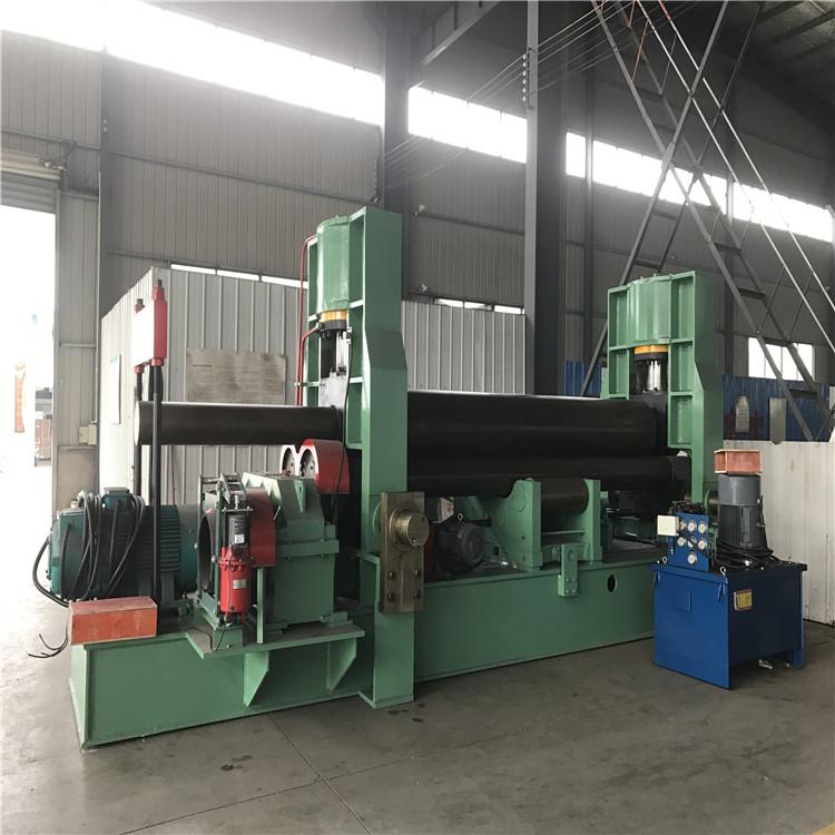 机械立式卷板机 三轴卷板机 机械三辊卷板机 厂家直销 加工定制