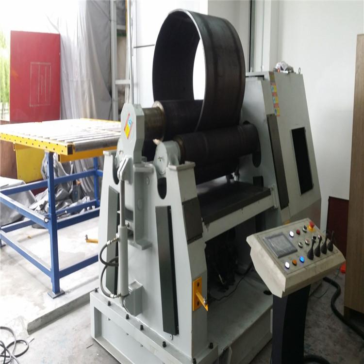 重机卷板机 全数控液压卷板机