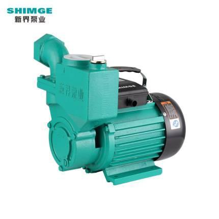 新界水泵家用自来水自吸增压泵高扬程水井抽水水塔增压