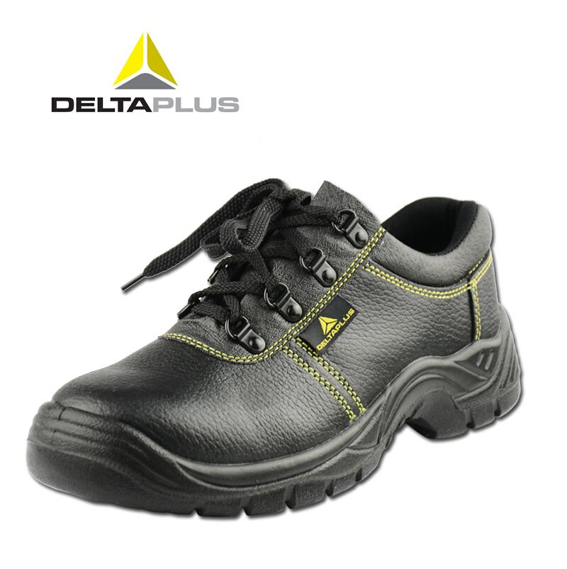 全皮防砸防刺穿耐油耐磨防滑安全鞋有孔无孔劳保鞋