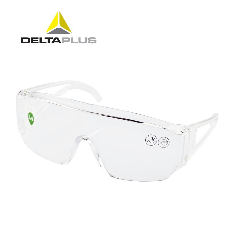 透明防雾防冲击防刮擦防紫外线护目镜防护眼镜访客眼镜