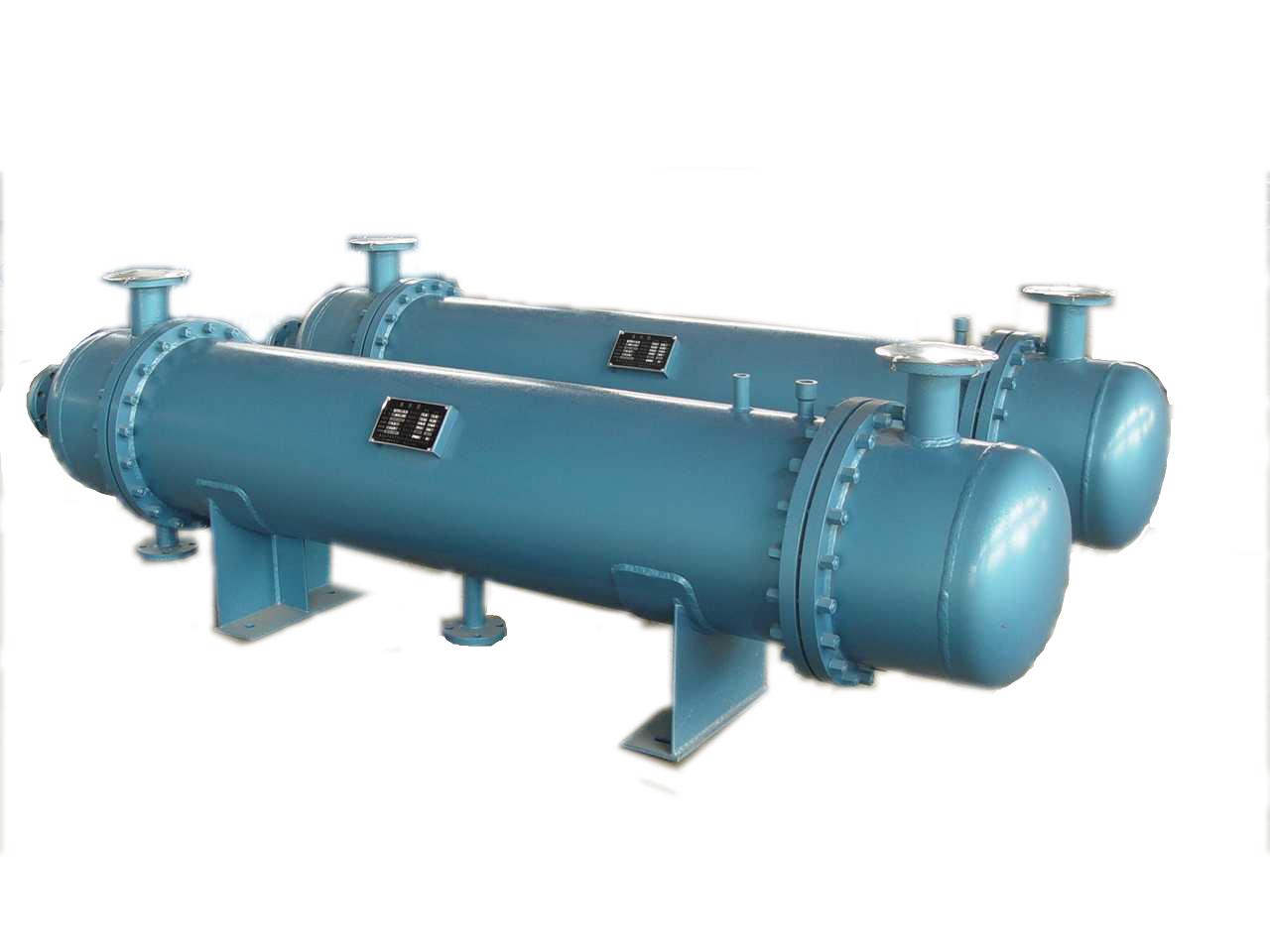 厂家供应南通壳管式冷凝器   南通列管式换热器