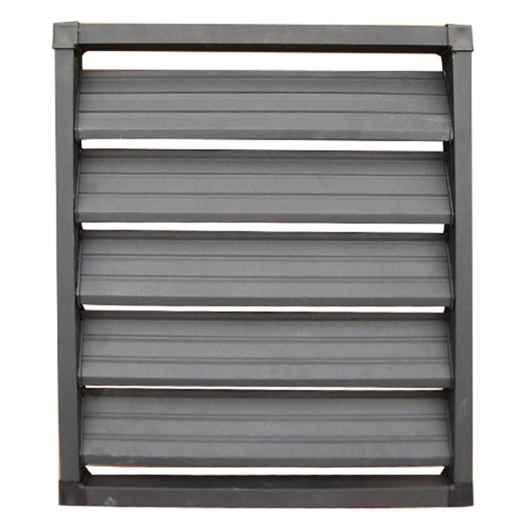 空调百叶窗 防雨百叶窗 锌钢百叶窗 质量有保障