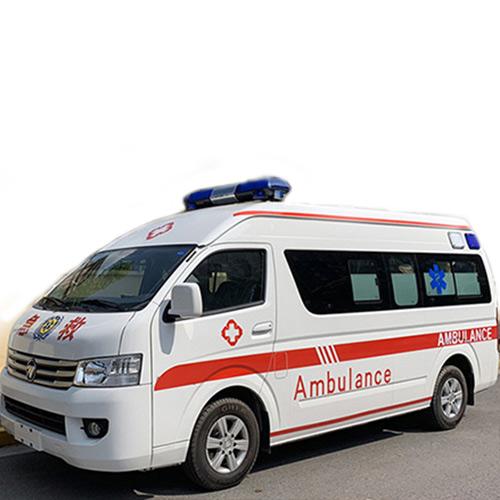 德州跨省救护车 正规救护车长途接送 重症救护车转运